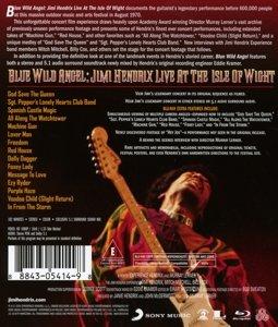Blue Wild Angel: Jimi Hendrix Live At The Isle Of