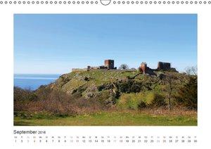 Sonneninsel Bornholm (Wandkalender 2016 DIN A3 quer)