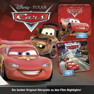 Cars Box (Teil 1+2)