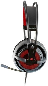 SteelSeries SIBERIA V2 Dota 2 Gaming Over-Ear Kopfhörer mit Mikr