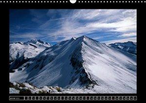 Photographies de Montagne (Calendrier mural 2015 DIN A3 horizont