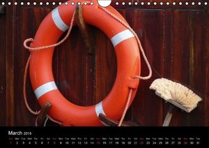 Harbour Stories / UK-Version (Wall Calendar 2015 DIN A4 Landscap