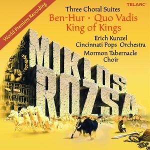 Three Choral Suites-Ben Hur,Quo Vadis,King Of King