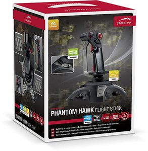PHANTOM HAWK Flightstick, black