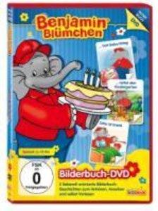 Bilderbuch DVD 4: hat Geburtst/Kindergart/Otto ist