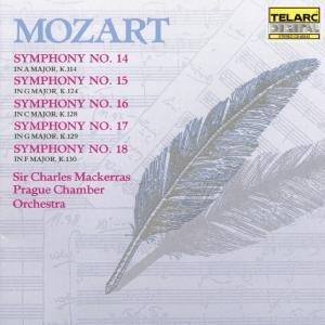 Sinfonien 14-18