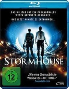 Stormhouse-Blu-ray Disc