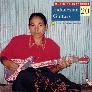 Music of Indonesia,Vol.20: Indonesian Guitars
