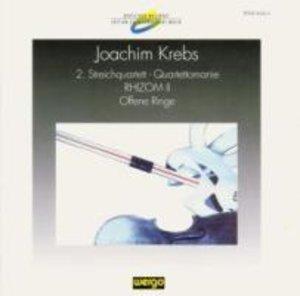 2.Streichquartett-Quartettomanie/Rhizom II/Of