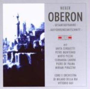 Oberon (Des Elfenkönigs Eid) (GA)