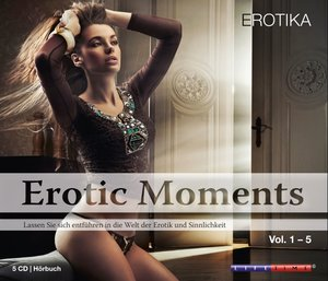 Erotic Moments 1 -5 Big Box
