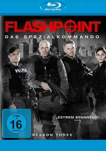 Flashpoint - Das Spezialkommando, Staffel 3