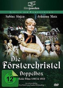 Die Försterchristel (1962) und Försterchristl (1952) - Doppelbox