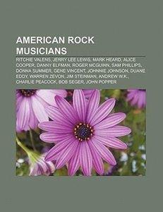 American rock musicians