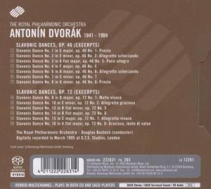 Slawische Tänze Op.46/72 (Dvorak,Antonin)