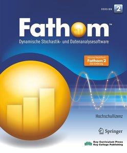 Fathom. Hochschullizenz bis 20 Rechner. CD-ROM