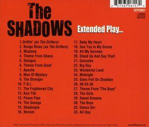 Extended Play...Original EP Sides