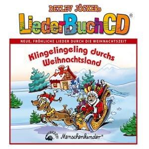 Klingelingeling Durchs Weihnachtsland(LiederbuchCD