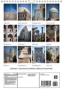 Usbekistan - Faszinierende Architektur entlang der Seidenstraße