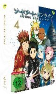 Sword Art Online - Box 4