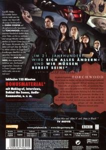 Torchwood-Staffel Eins