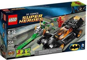 LEGO® DC Comics Super Heroes 76012 - Batman: Die Riddler Verfolg