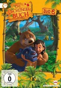Das Dschungelbuch DVD 6