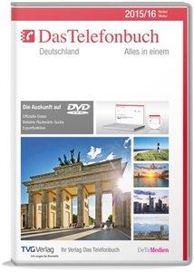 Das Telefonbuch. Deutschland Herbst/Winter 2015/16
