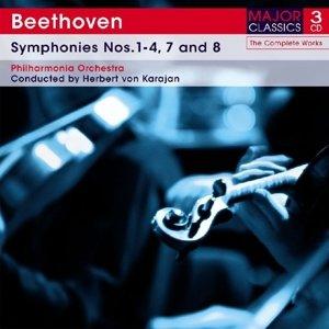 Sinfonien 1-4 & 7-8