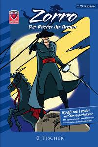 Helden-Abenteuer 01: Zorro - Der Rächer der Armen