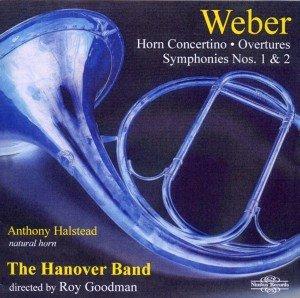 Weber Symphonies/+