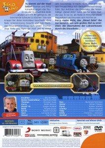 Thomas & seine Freunde. Dampfloks gegen Dieselloks