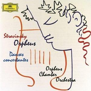 Orpheus/Danses Concertantes