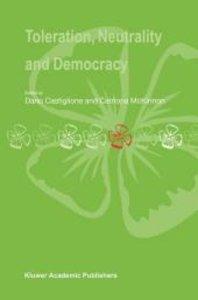Toleration, Neutrality and Democracy
