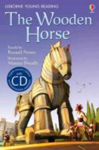 The Wooden Horse. Book + CD