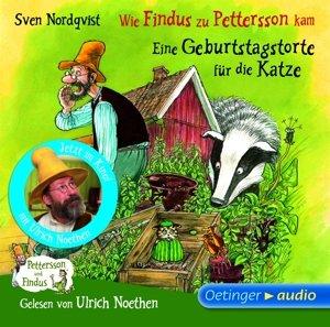 Wie Findus zu Pettersson kam/ Eine Geburtstagstorte für die Katz