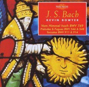 Bach Organ Works Vol.11