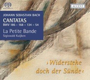 Kantaten Vol.17-BWV 186/168/134/64