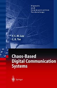 Chaos-Based Digital Communication Systems