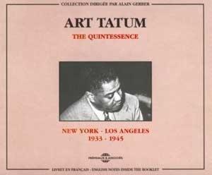The Quintessence 1933-194
