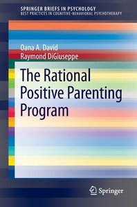 Rational-Emotive and Cognitive-Behavioral Parenting Program for