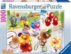 Ravensburger 15820 - Gelini: Fitness, 1000 Teile Puzzle