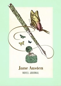 Jane Austen Novel Journal