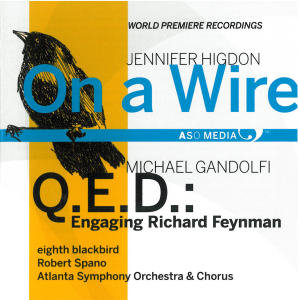 On a Wire/Q.E.D.