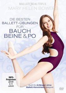 Die Beste Balett-Übungen Für Bauch,Beine,Po