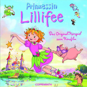 Prinzessin Lillifee-Original Hörspiel Zum Kinofilm