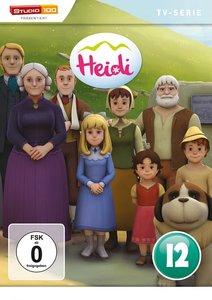 Heidi (CGI)-DVD 12