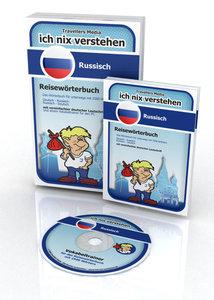 Russisch Reisewörterbuch Ich-Nix-Verstehen