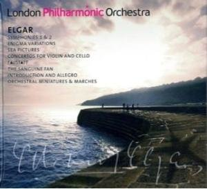 LPO plays Elgar