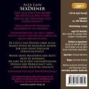 SexDiener | Erotik SM Audio Story | Erotisches SM Hörbuch | 1 MP